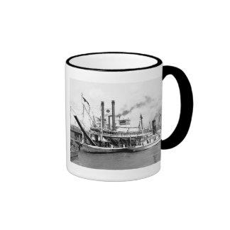 Riverboat Imperial Ringer Mug