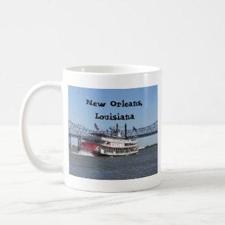 Riverboat in New Orleans Coffee Mug