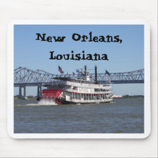 Riverboat in New Orleans Mouse Pad