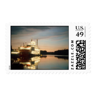 Riverboat Postage