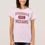 Riverdale - Indians - Middle - Muscoda Wisconsin T-Shirt