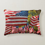 Riverdale, New York, USA. Wine country Decorative Pillow