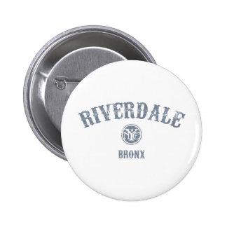 Riverdale Pin Redondo De 2 Pulgadas