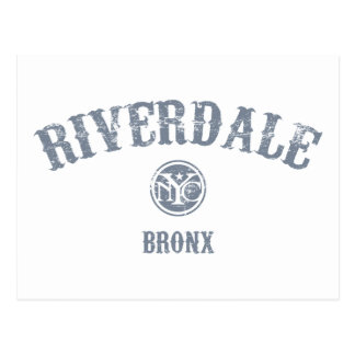 Riverdale Postcard