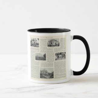 Riverdale Prune Orchard, California Mug