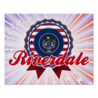 Riverdale, UT Posters