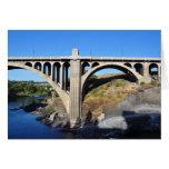 Riverfront Park Spokane, WA Greeting Card