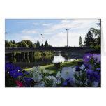 Riverfront Park, Spokane, WA Greeting Card