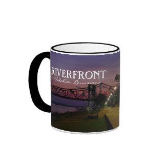 RIVERFRONT - Vidalia, Louisiana coffee mug