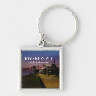 Riverfront - Vidalia, Louisiana Keychain