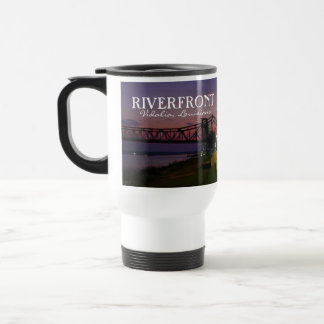 RIVERFRONT - Vidalia, Louisiana traveler mug