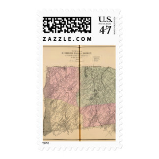 Riverheads, Augusta County Postage Stamp