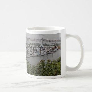 RiverPlace Marina mug