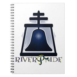 RiverPride - orilla, CA Libretas Espirales