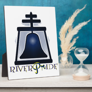 RiverPride - orilla, CA Placa De Plastico