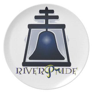 RiverPride - orilla, CA Platos Para Fiestas