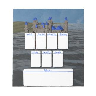 Riverrun Notepad