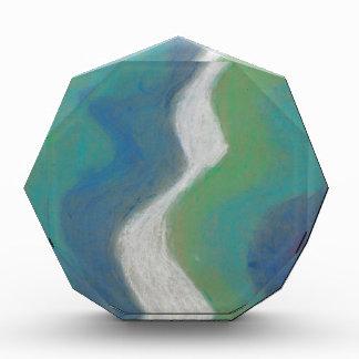 rivers acrylic award