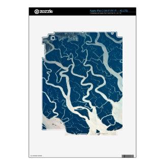 Rivers and Tributaries iPad 3 Skins