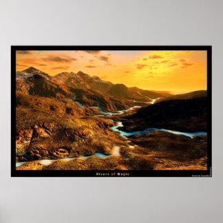 Rivers of Magic Poster