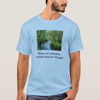 Rivers of reflection T-Shirt