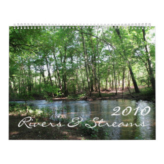 Rivers & Streams 2010 Calendar