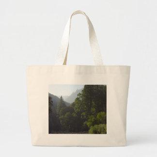 Rivers Valleys Canyons Pinetrees Bag