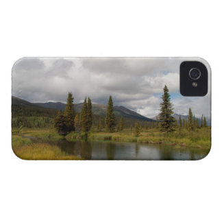 Riverscape Case-Mate iPhone 4 Protectores