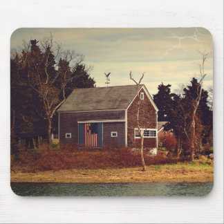 Riverside Barn Mouse Pad
