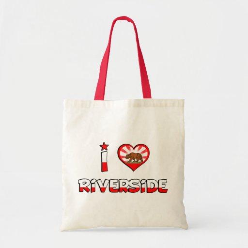 Riverside, CA Tote Bag
