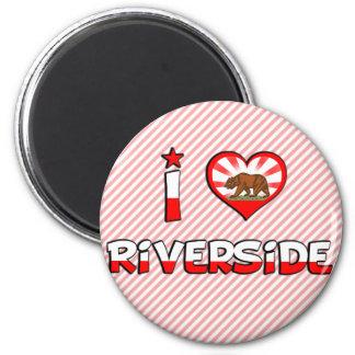 Riverside, CA Magnet