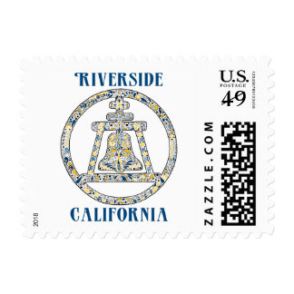 Riverside, California Stamp