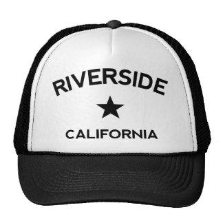Riverside California Trucker Cap Trucker Hat