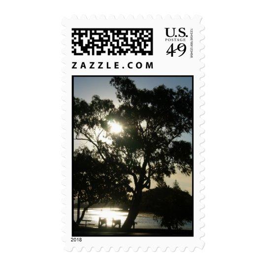 riverside II stamp
