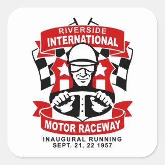 Riverside International Raceway Stickers