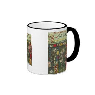 riverside jazz ringer mug