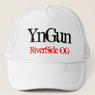 RiverSide OG YnGun Trucker Hat