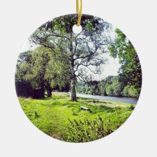Riverside Christmas Tree Ornaments