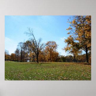 Riverside Park Overview Print