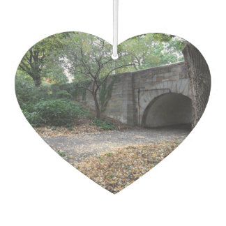 Riverside Park Upper West Side NYC Stone Archway Air Freshener