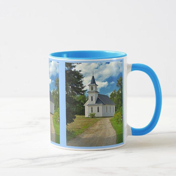 Riverside Presbyterian Church 1800s Mug