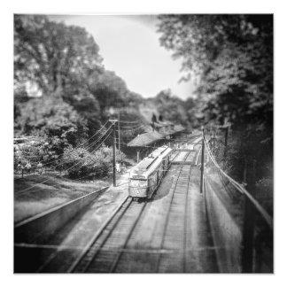 Riverside Station Trolley 0739-3300 Photo Print