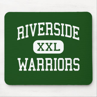 Riverside - Warriors - High - Pittsburg California Mouse Pad