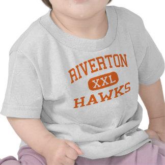 Riverton - Hawks - High School - Riverton Illinois Tees