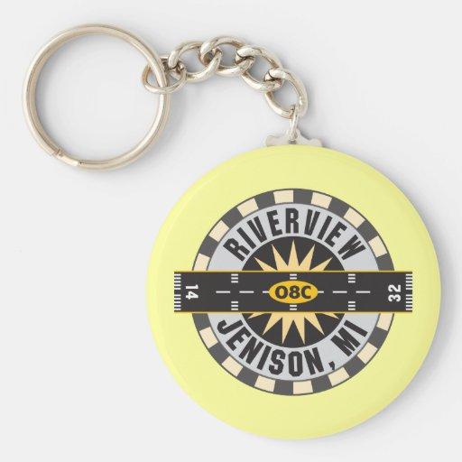 Riverview 08C Key Chains