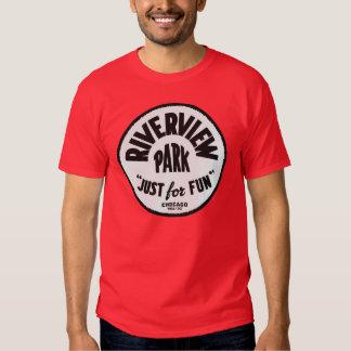 Riverview Amusement Park, Chicago, Illinois T-shirt