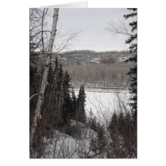 Riverview Greeting Card