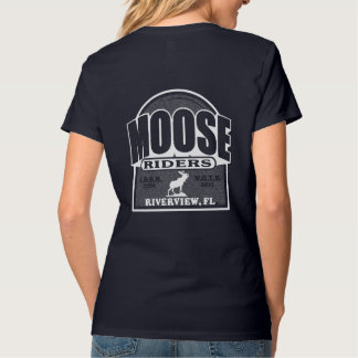 Riverview Moose Riders Shirt Wms