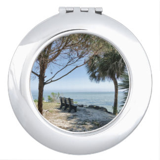 Riverview No. 1 Compact Mirror