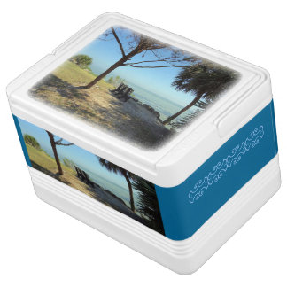Riverview No. 1 Igloo Drink Cooler